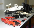 Alans' car and truck fleet