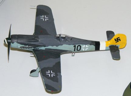 Rod's Focke Wulf
