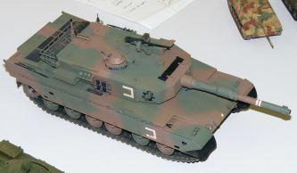 Steve's Type 90 Jap MBT